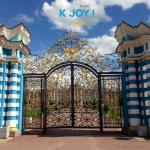 K JOY Travel service - tours to Russia, private tour in St. Petersburg, shore excursions in Mosc