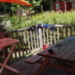 Terrasse cottage