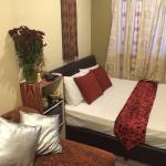 With a budget hotel rate u can enjoy the 5 star treatment and environment so why spent more