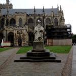 cathédrale de Exeter