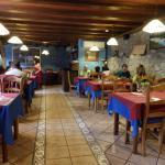 Restaurante Borda d'Arnaldet, sala comedor