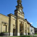 La porte St-Pierre (Crédit Photo : Maud HUMBERT