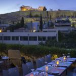 Point A Bar-Restaurant at Herodion hotel Athens