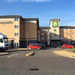 Camponile hotel Glasgow airport