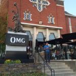 OMG - Restaurant in a retired church