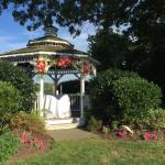 little wedding ceremony gazebo