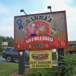 Φωτογραφία: Danna's BBQ & Burger Shop