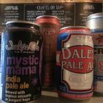 1/2 off all Crafts in cans and bottle every Thursday after 3pm
