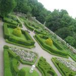 Chilligham Castle Gardens
