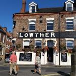 The Lowther - great for a drink and high teas by the river