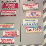 Today's Flavors At Little Baby's Ice Cream