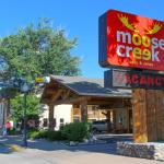 Entry of the Moose Creek
