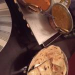Naan and Dal