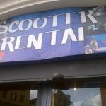 Scooter Rental  en Calle Cavour 199
