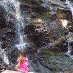 Waterfalls near Crystal Cavern