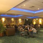Enjoy dinner or a quiet drink in the Vineyard Hotel