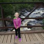 Granddaughter Cascade Falls