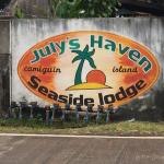 Bild från July's Haven Seaside Lodge Camiguin