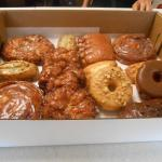 My box of donuts