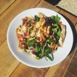 raw vegi salad