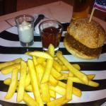 Texas burger!