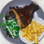 Specialised dishes from our Smoker