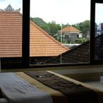 Ausblick mit Panoramafenster
