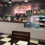 Cafe W at Waterstones Argyle Street Foto