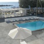 Pool at El Mar Villas