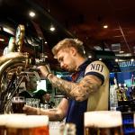 God dryck i baren