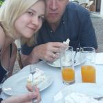 La torta con ricotta e pera!!!