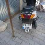 レンタルスクーター
