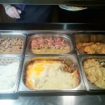 Selection of Lunches available from Bluebells Restaurant