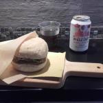 SuperBio hamburger classico con Cola Bio