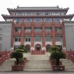 Administrative building of Sichuan University (Wangjiang campus)