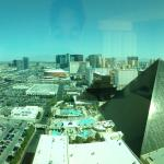 View from the Delano