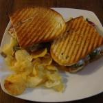 Grilled Vegetable Panino
