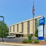 Holiday Inn Express Worcester Downtown Foto
