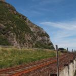 Train line north.