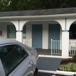 Carolina Motel Veranda