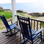 SurfSide Cottage Deck