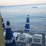 Mise à disposition de transat sur la plage