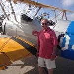 Came to Galesburg IL. for the Stearman Bi-Plane Fly In-and found a great place for coffee too!