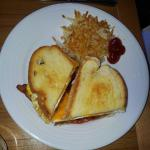 Broken Yolk Sandwich