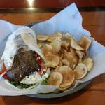 Gyro and Chips