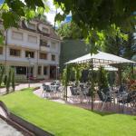 Terraza Jardín Hotel Peñagrande
