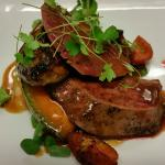 Lambs Liver with Balsamic Figs
