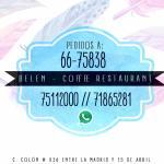 Pedidos Whatsapp +591 75112000 / Orders Whatsapp +591 75112000