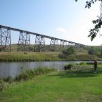 Hi-Line Railroad Bridge / Chautauqua Park