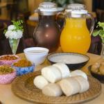 Asian Style Breakfast